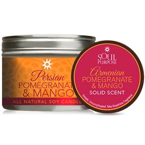Picture of Persian Pomegranate Mango Ambiance Set